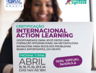 CERTIFICAÇÃO INTERNACIONAL ACTION LEARNING