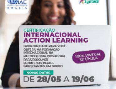 CERTIFICAÇÃO INTERNACIONAL ACTION LEARNING