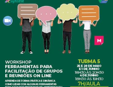 FERRAMENTAS PARA FACILITAÇÃO DE GRUPOS E REUNIÕES ON LINE