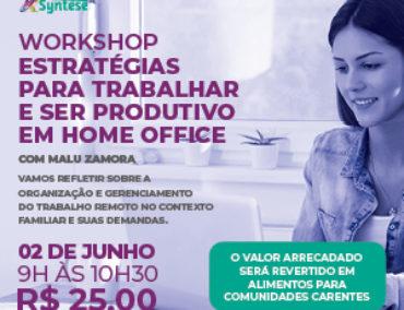ESTRATÉGIAS PARA TRABALHAR EM HOME OFFICE